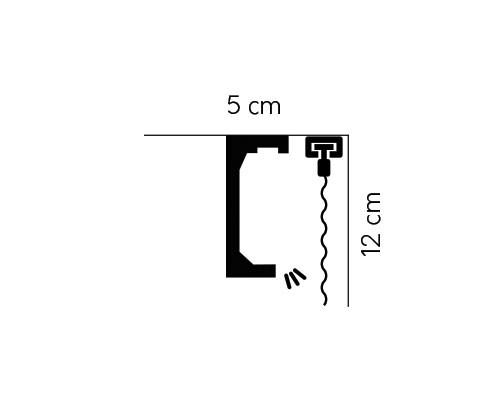 Gordijnkoof QL.046